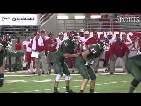 Katy vs. The Woodlands Football Highlights 9/12/14