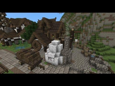 Medieval Brewery Minecraft
