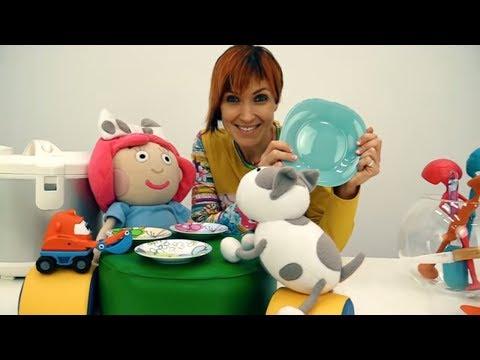 Видео для Детей. Маша Капуки Кануки игрушки из мультика Смарта в передаче Готовим Вместе