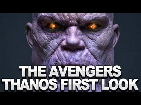 IGN News - Here's a Closer Look at The Avengers' Thanos