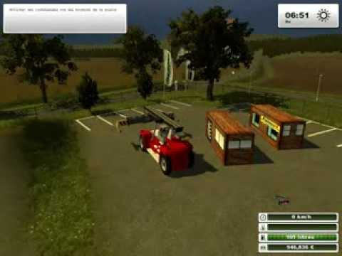 Pack MODULES shops nearby trolley + handling v1.0