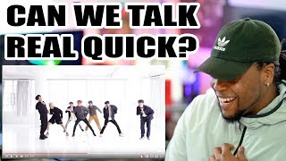 Video BTS - Boy With Luv | Dance Practice Reaction!!!  [CHOREOGRAPHY](방탄소년단) '작은 것들을 위한 시 MP3, 3GP, MP4, WEBM, AVI, FLV April 2019