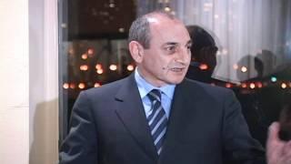 Nagorno-Karabakh President Bako Sahakyan in New York