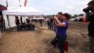 Akrapovič at European Bike Week 2014