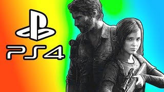PS4: 10 Exclusive Games Coming To PS4 (Playstation 4 E3 2014)
