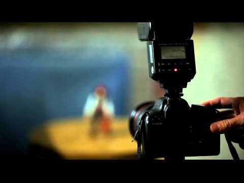Простая проверка Canon 500d и вспышки Sigma EF-500 DG super