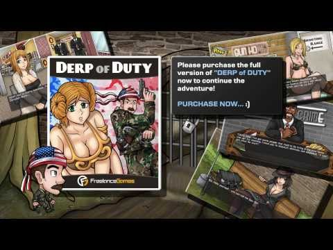 Video of DERP of DUTY (Free)