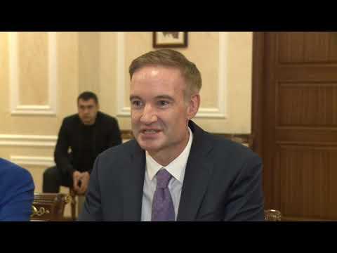Președintele Republicii Moldova a avut o întrevedere cu misiunea de experți internaționali ai Institutului Național Democratic