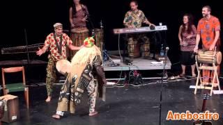 Video WOLOSODON & BALAKULANYA (tanec Abdul Traoré)