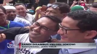 Video Jokowi Beli Buah, & Ikan di Pasar Minggu | Sandiaga Disambut Yel-yel Jokowi - Pemilu Rakyat 22/02 MP3, 3GP, MP4, WEBM, AVI, FLV Februari 2019