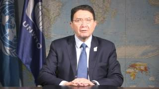 UNWTO's SG Taleb Rifai Official message - the International Day for Biological Diversity 22 May 2017