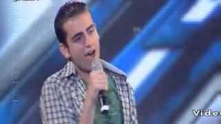 X Factor Albania 2 - 18 Nentor 2012 - Petro Xhori