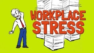 """Screenshot of """"The Workplace Stress Solution"""""""