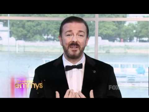 2011 Emmys : Ricky Gervais