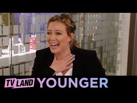 'Sorry, I Just Ate Your Mouth' Ep.7 #Fail | Younger (Season 5) Outtakes | TV Land