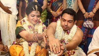 Vijay TV Anchor DD's (Divyadarshini) Wedding Srikanth | Marriage Gallery Video