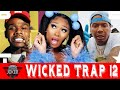 TOP HIP HOP & TRAP HITS 2021 Video Mix | WICKED TRAP 12 MIXTAPE BY DJ JOKER BET Awards Edition