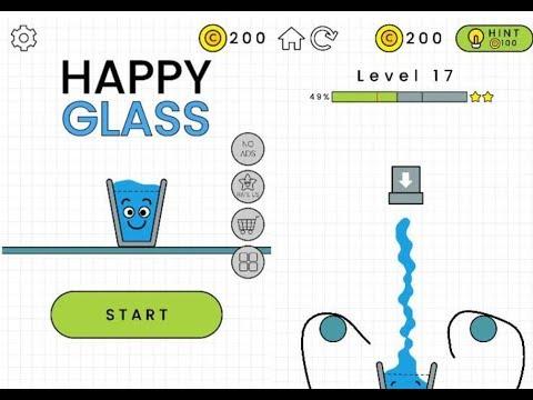 【Happy Glass】手機遊戲玩法與攻略教學!