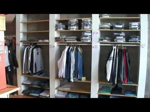 Separacion entre estantes videos videos relacionados - Estanterias para ropa ...