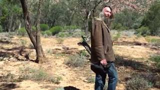 How To Catch A Kangaroo :))
