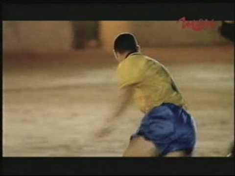 Banned Commercial - Nike - Soccer Players vs. Devil