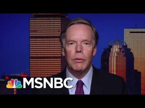 In Munich, Russian Ambassador Won't Answer Meddling Question | Morning Joe | MSNBC