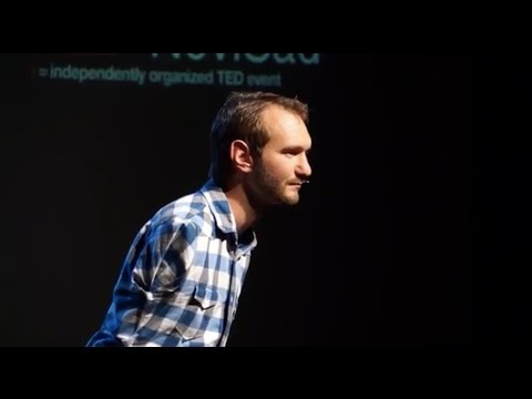 Overcoming Hopelessness, A Must Watch Talk by Nick Vujicic