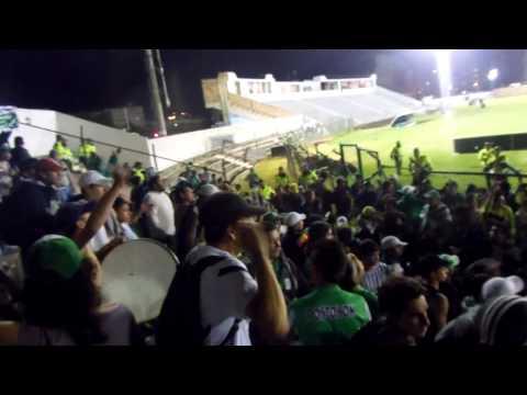 Nacion Verdolaga en Tunja - Nación Verdolaga - Atlético Nacional