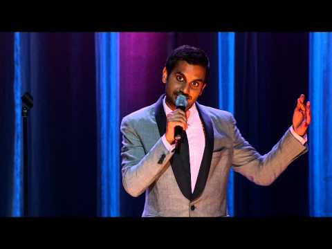 Aziz Ansari - Crush on a Waitress (Dangerously Delicious)