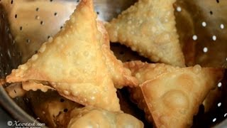 Samosa Pastry (Burka Sambuuska)  