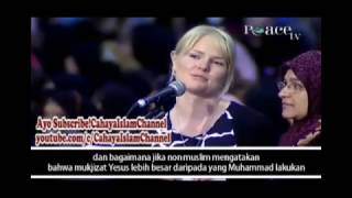 Video Full !! Wanita Menentang Dr zakir Naik Akhirnya Masuk Islam MP3, 3GP, MP4, WEBM, AVI, FLV September 2017