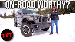No, The 2020 Jeep Wrangler Does NOT Suck On The Road, And Here's Why! by The Fast Lane Car