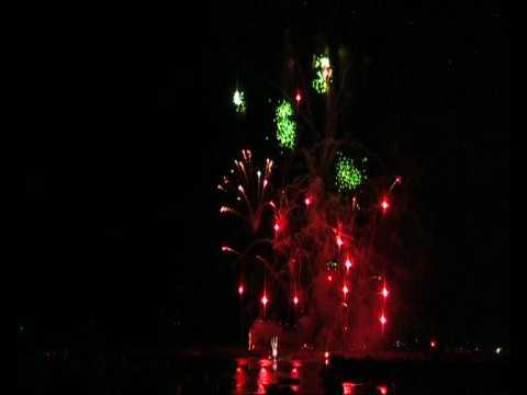 Fuochi d'Artificio Festa di S. Vito - Prima Parte