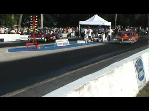 Arnie Beswick VS. Shake, Rattle, Run at Central Illinois Dragway