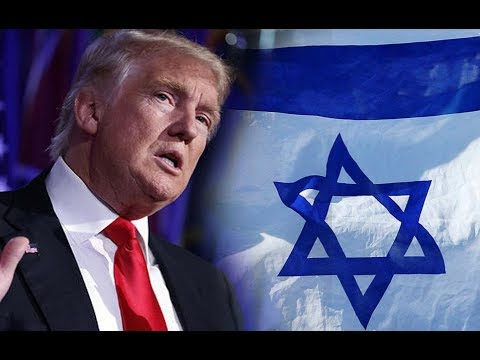 Donald Trump The Antichrists Covenant with the Jews (видео)