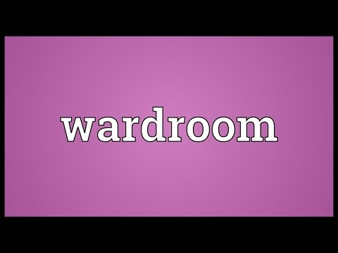 Wardroom Meaning