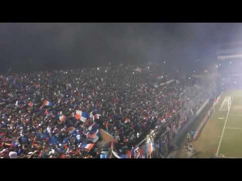 Nacional 1 vs Boca 1 copa libertadores 2016 como no soy manya nose abandonar - La Banda del Parque - Nacional - Uruguay - América del Sur