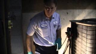 Video How to Find a Refrigerant Leak on an AC Unit and Fix and Charge R22 MP3, 3GP, MP4, WEBM, AVI, FLV Juli 2018