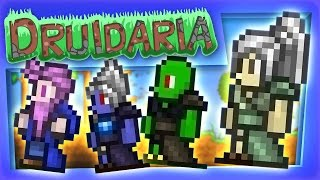 Terraria #34 - We Figure Out Our Roles