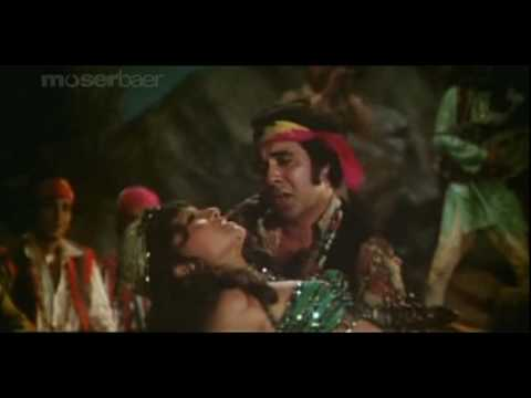 mehbooba - Starring Helen. Music by R.D. Burman.