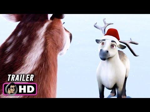 ELLIOT: THE LITTLEST REINDEER Trailer (2018) Christmas Movie