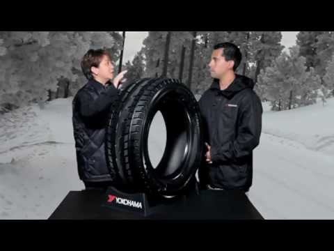 Yokohama Tire Tips: Winter Tires
