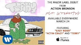 Terry Action Bronson