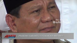 Video Prabowo Menangis Saat Silaturahmi ke Ponpes Attauhidiyyah Talang MP3, 3GP, MP4, WEBM, AVI, FLV Oktober 2018