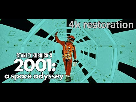 2001: A Space Odyssey - 50th Anniversary (70mm 4k Restoration Trailer)