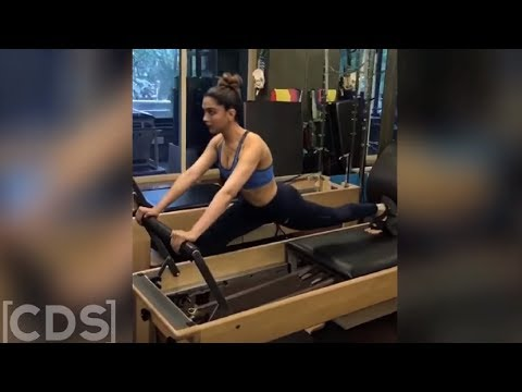 Video Deepika Padukone's Workout For Padmavati Movie download in MP3, 3GP, MP4, WEBM, AVI, FLV January 2017