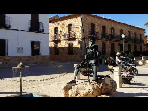 Ruta de Don Quijote en Moto, episodio 7º,  El Toboso .