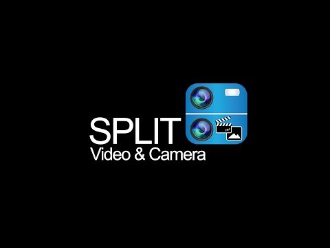 Video of Split Video and Camera