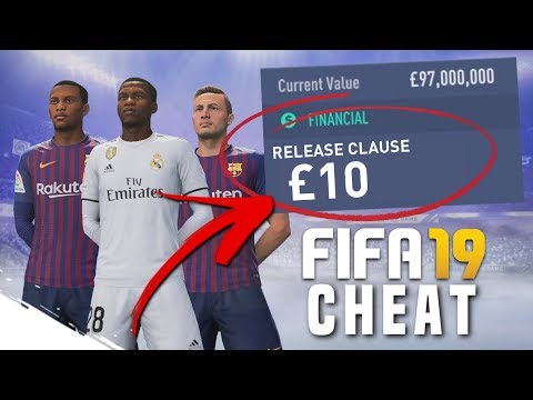 THE FIFA 19 CAREER MODE CHEAT CODE! | HOW TO SIGN PLAYERS FOR CHEAPER