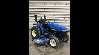 1. New Holland Tractor Won't Start